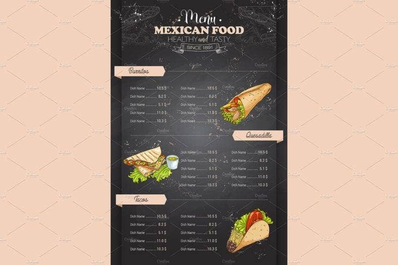 drawing-vertical-color-mexican-food-food-menu-design-on-blackboard-2