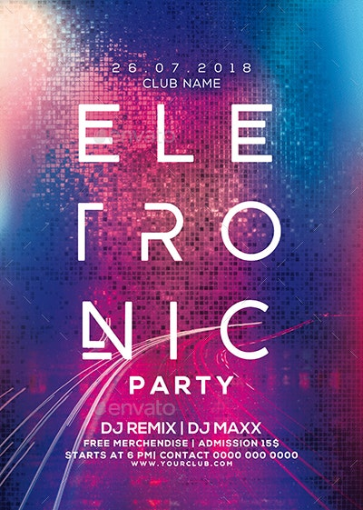 electro-party-club-flyer