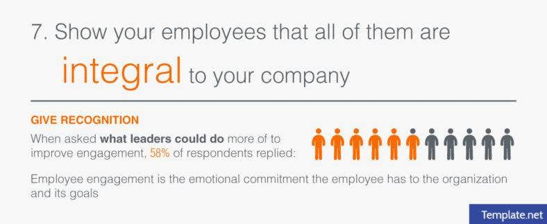 employees are integral