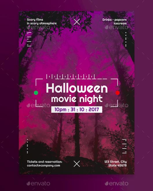halloween-movie-flyer