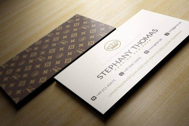 luxurious-vintage-business-card
