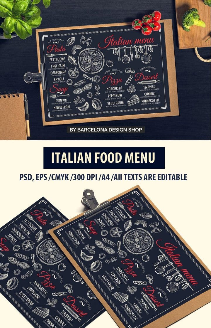 menu-food-template-italian-pizza