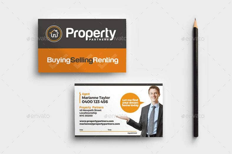 realtor appointment card 788x524