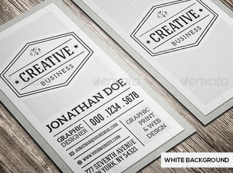 15+ Vintage Business Card Templates - Ms Word, Photoshop