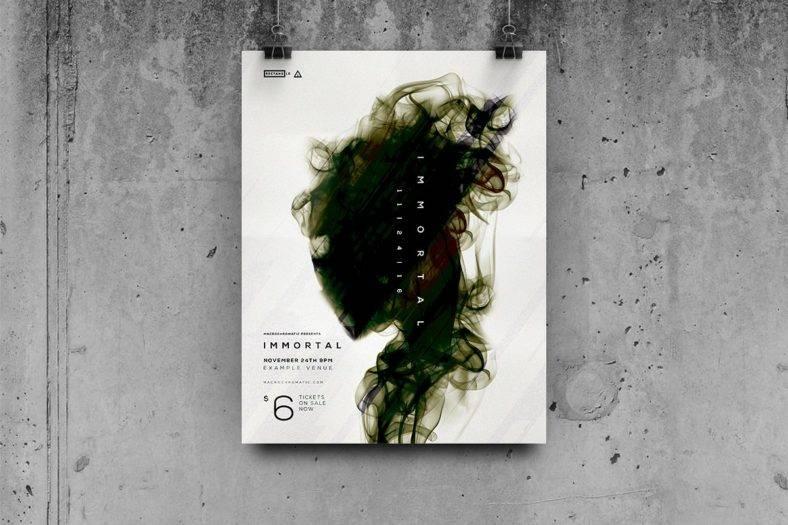 spectre-movie-flyer-template-1