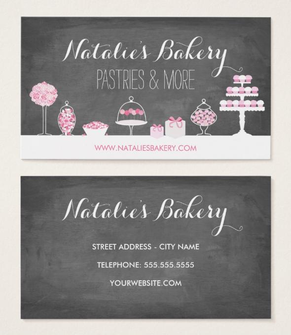 sweet-treats-chalkboard-bakery-business-card