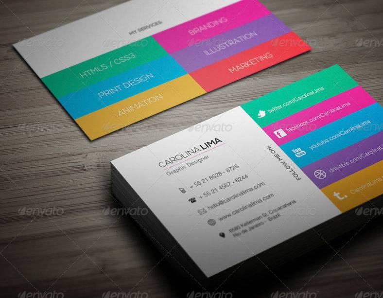 13+ Creative Business Card Designs & Templates - PSD, AI | Free ...