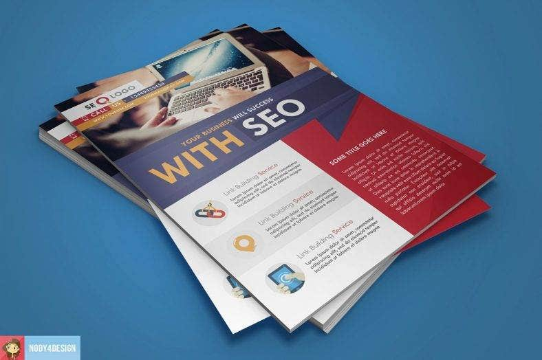 10 Seo Flyer Templates Psd Ai Free Premium Templates