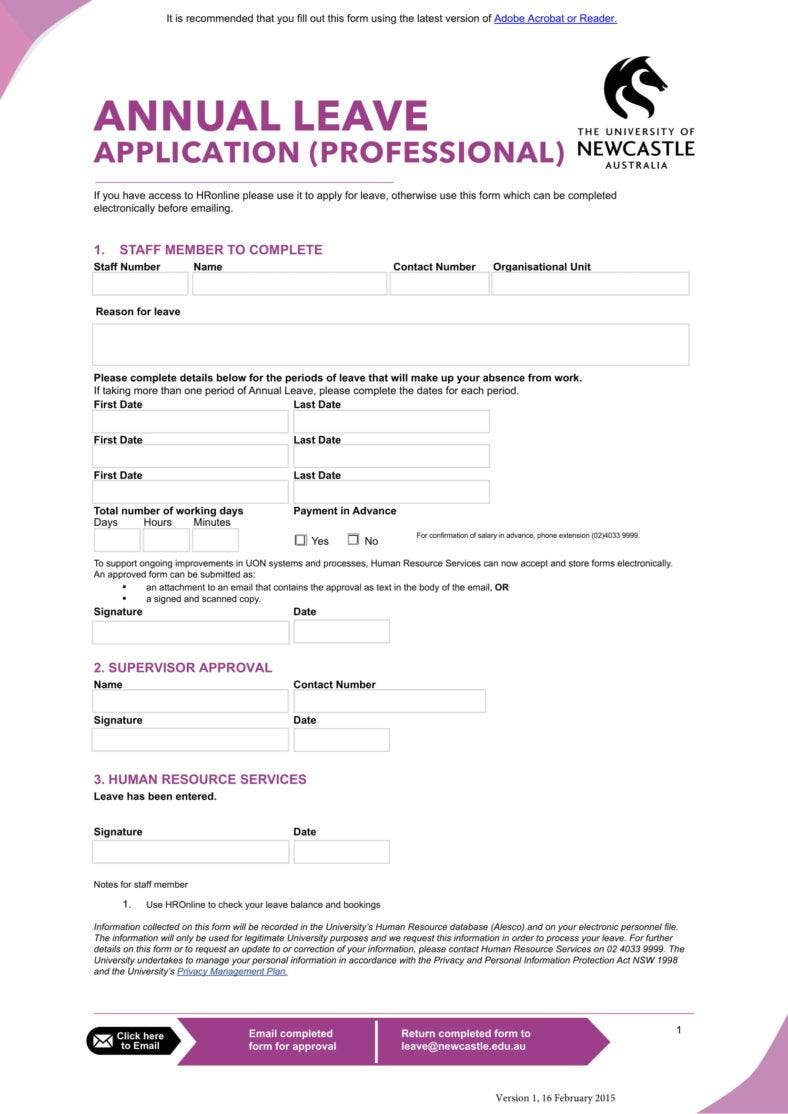 Annual-Leave-Application-Professional8-1-788x1114 Job Application Form Template Doc on free printable blank, tracking spreadsheet, child care, microsoft word free, for retail, for small businesses, california state,