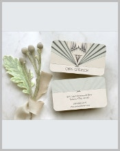 art-deco-business-card