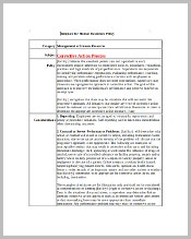 basic-hr-policy-template