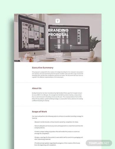 branding proposal template1