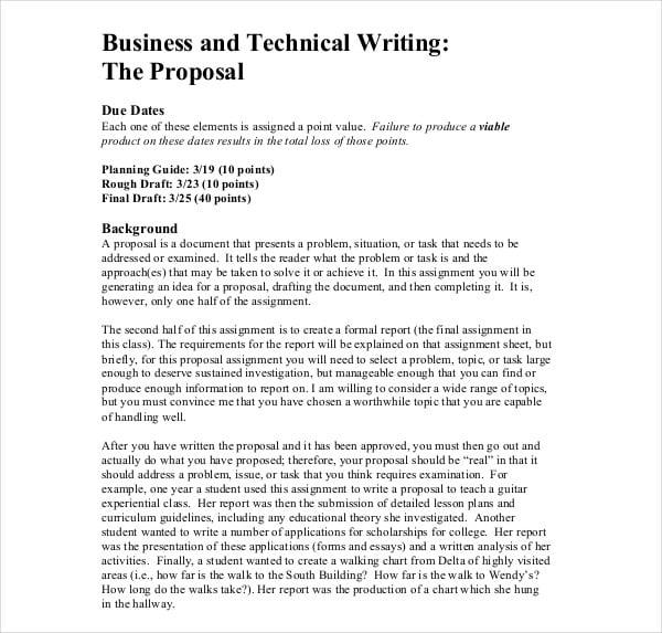 Technical writing company