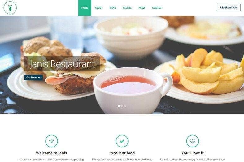 cafe restaurant template 788x524