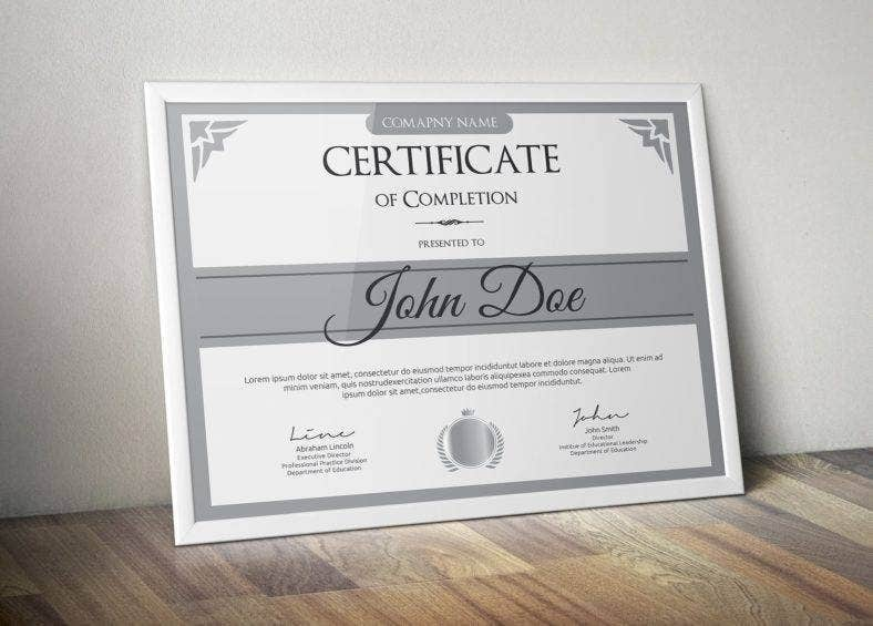 certificate of completion 788x565