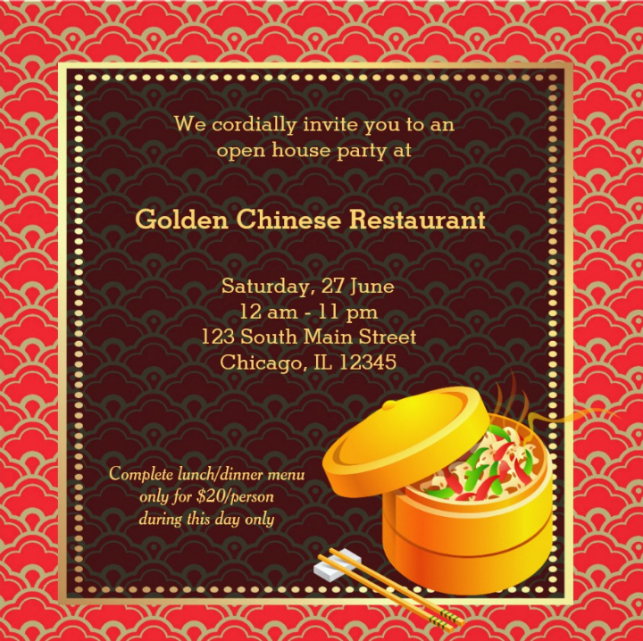 20  restaurant coming soon flyer designs  u0026 templates