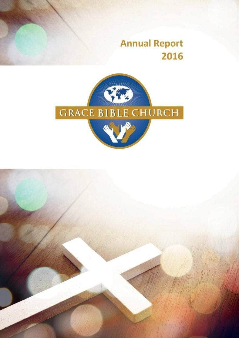 church annual report example 788x1114