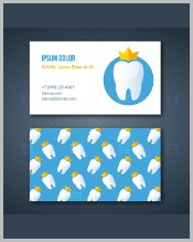 dental-clinic-corporate-card