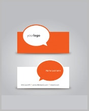die-cut-business-card-template