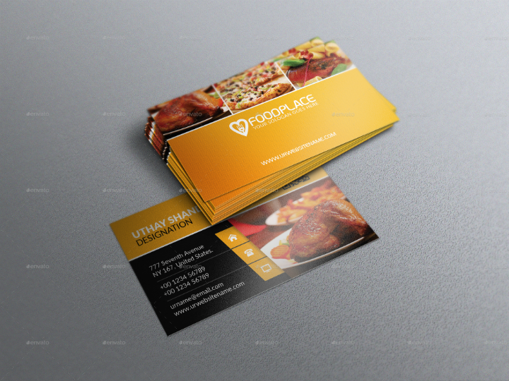 elegant-restaurant-name-card-template