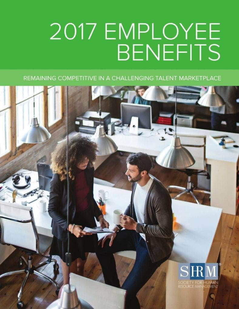 employee benefits report