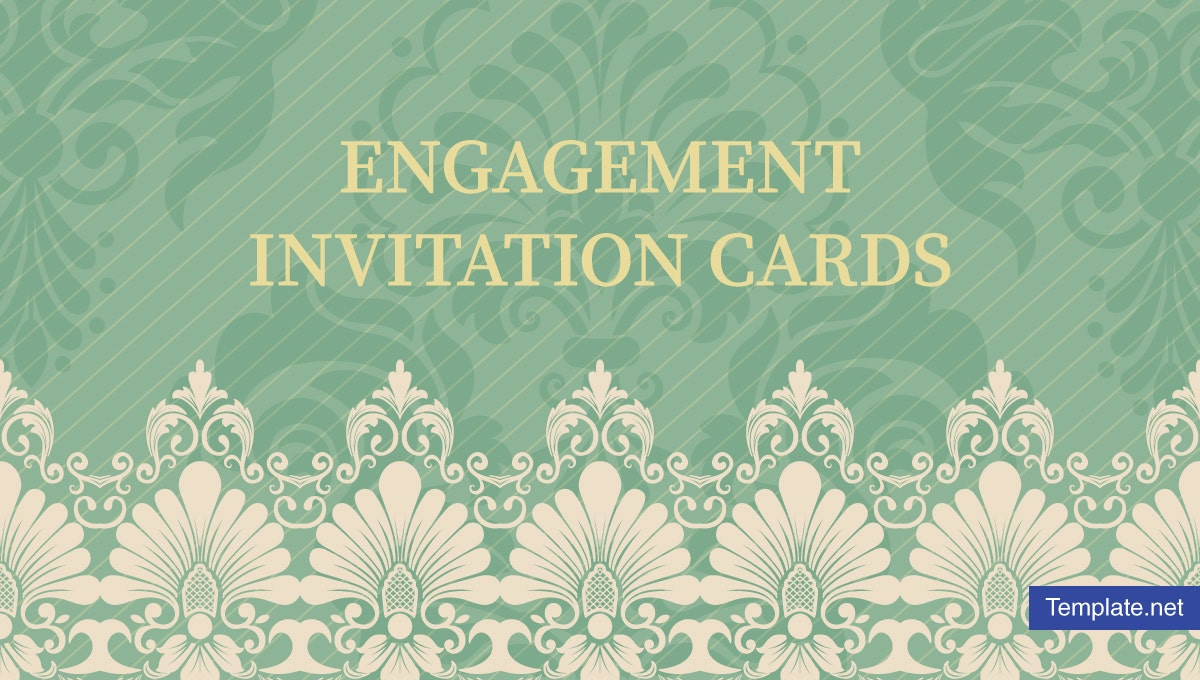 21 Engagement Invitation Card Designs Templates Psd Ai