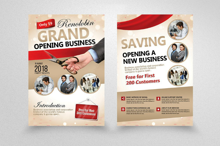 formal-restaurant-business-opening-coming-soon-flyer-template