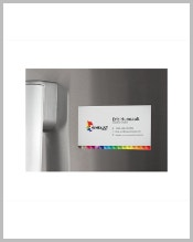 fridge-magnet-business-card
