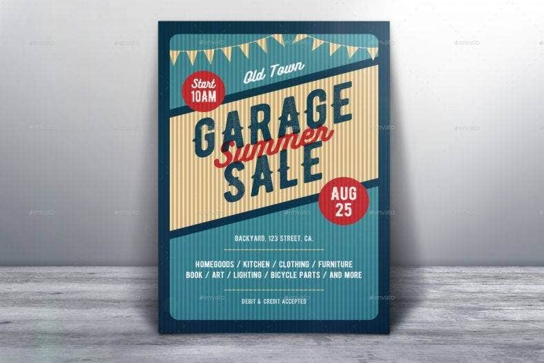 garage summer sale flyer 788x525