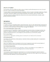 general-environmental-policy-template