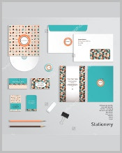 geometric-pattern-magnetic-business-card-template