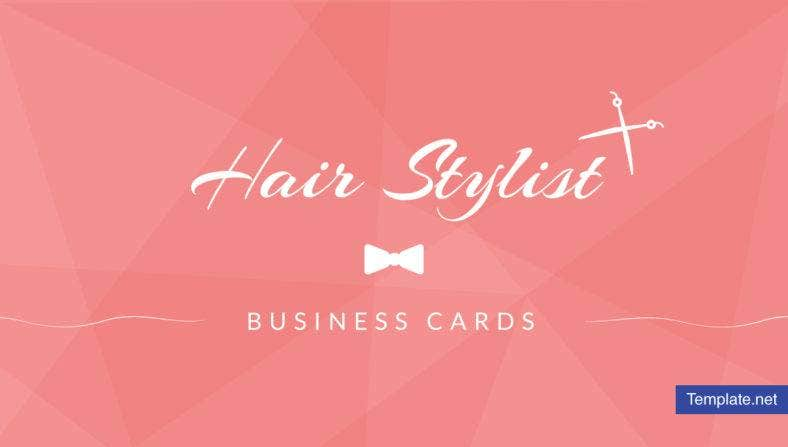 hair stylist business card 788x447