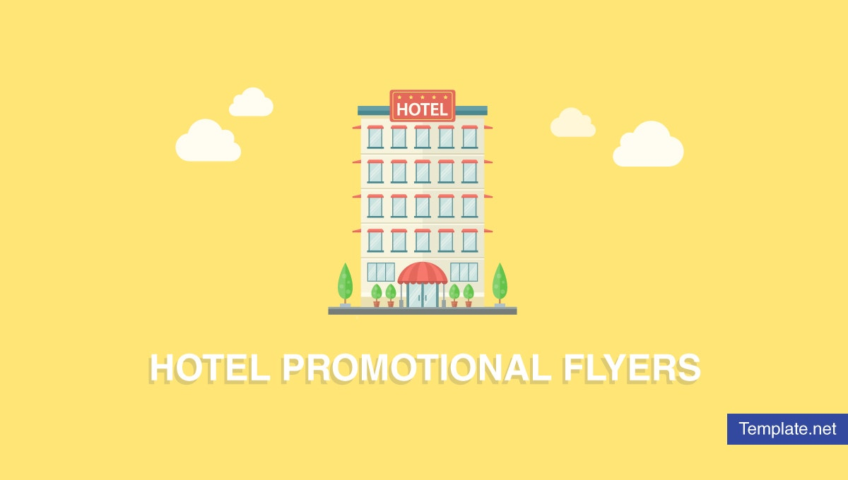 hotel promotional flyer designs templates 1