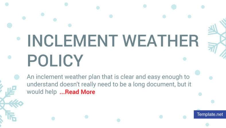 inclement weather policy 788x447