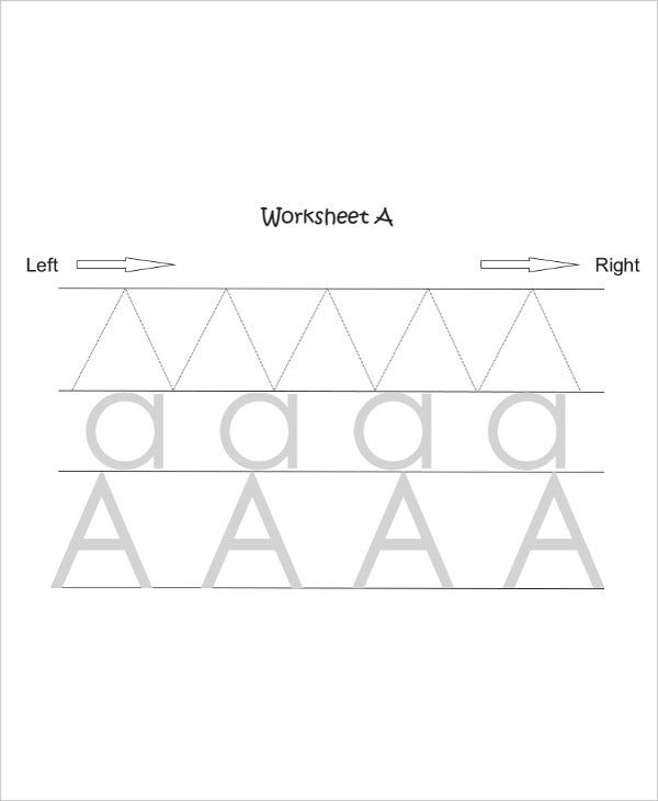 kindergarten-writing-worksheet