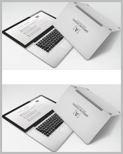laptop-folded-business-card