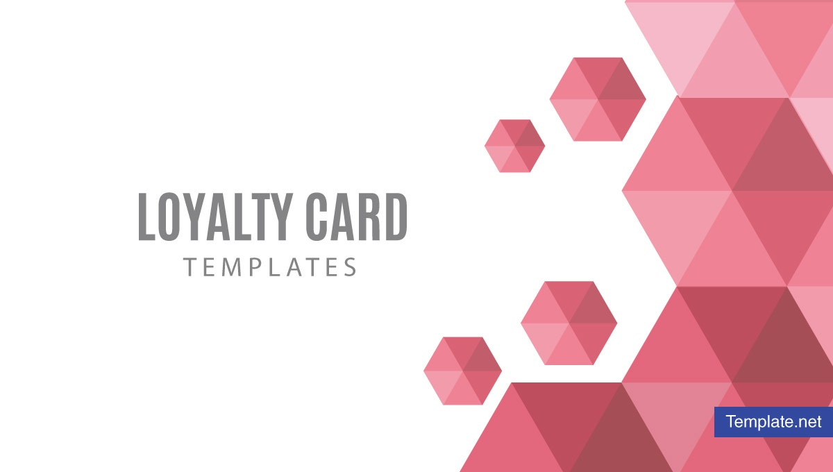 22 Loyalty Card Designs Templates