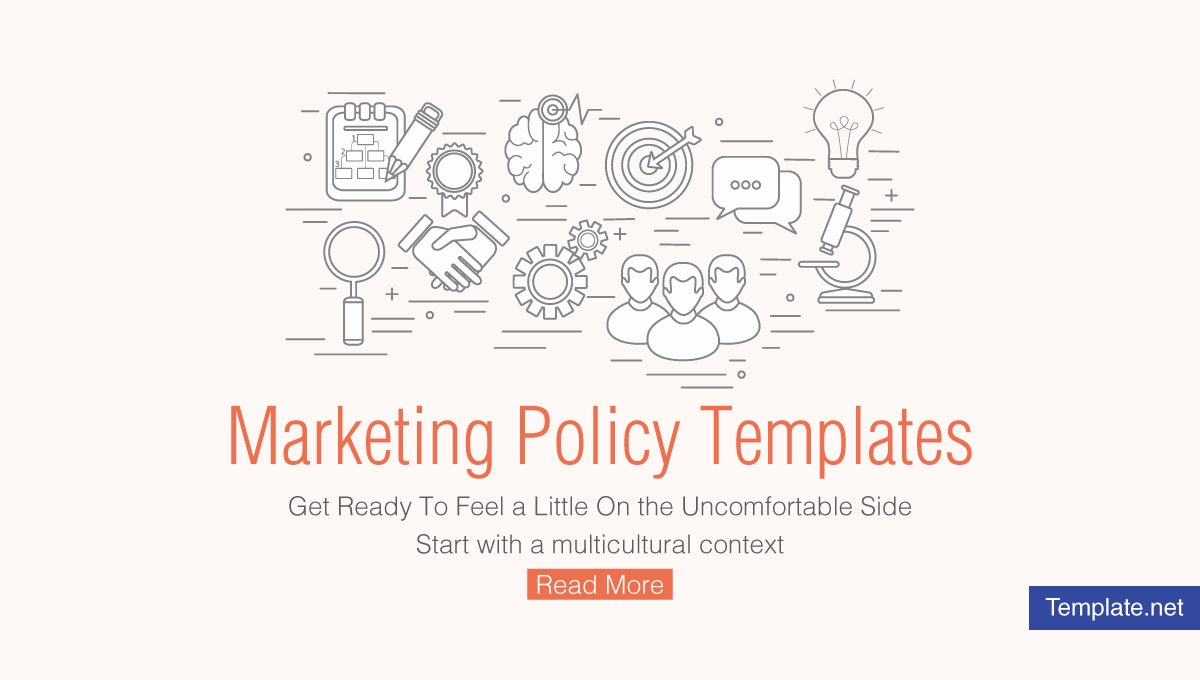 marketing policy