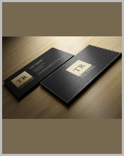 minimal-gold-and-black-business-card