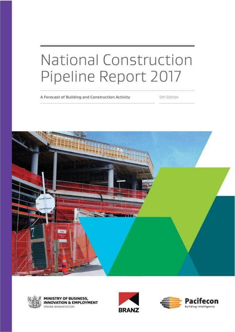 National Construction Pipeline Report