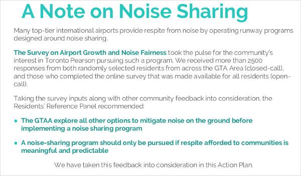 noise management action plan