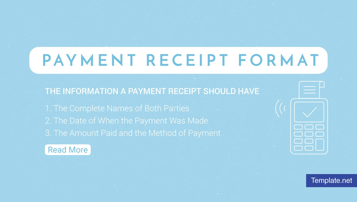 paymentreceiptformat