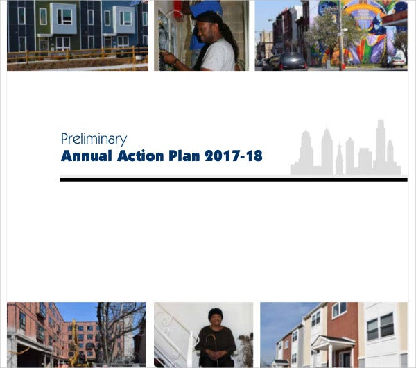 preliminary annual action plan