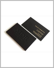 printable-black-business-card