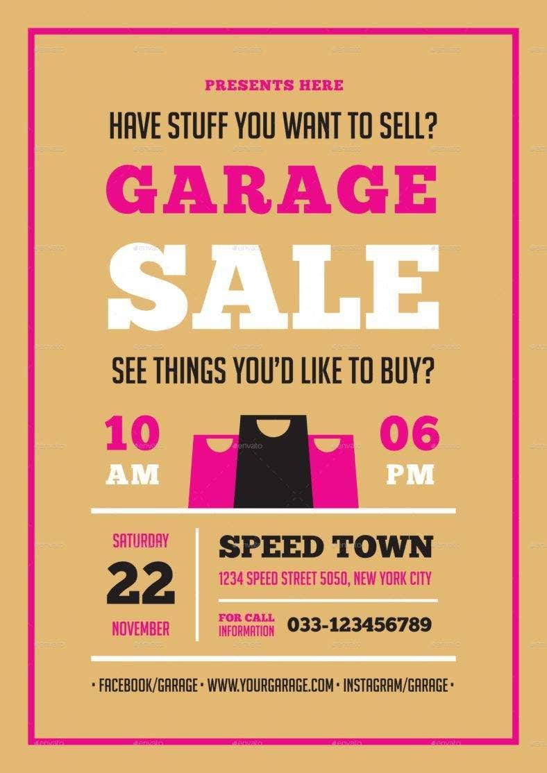 printable garage sale flyer 788x1114
