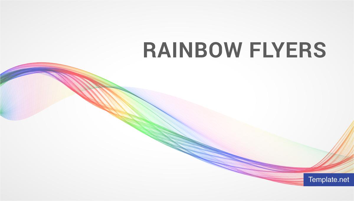 rainbowflyertemplates