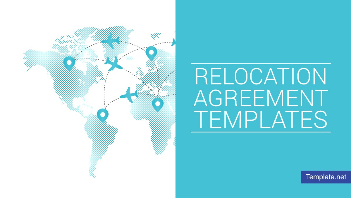 12 Relocation Agreement Templates Pdf Word Free