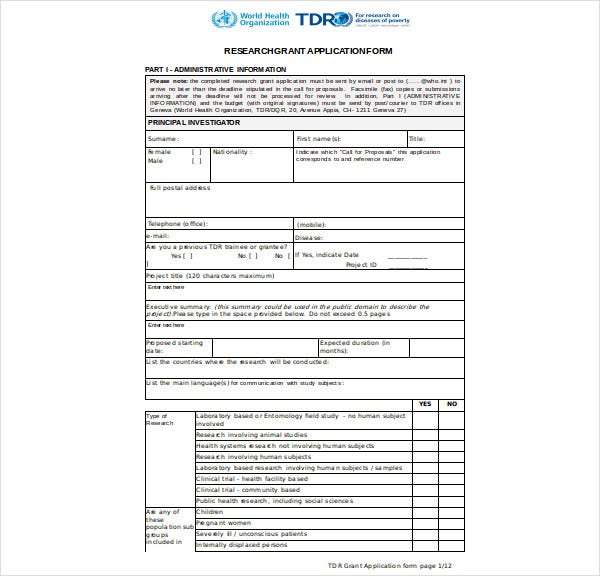 research grant application form1