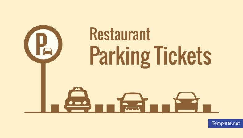 restaurant-parking-ticket-templates-designs
