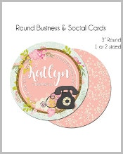 round-business-social-card
